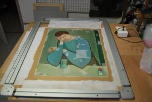 Musée de la tapisserie contemporaine Jean Lurçat, Angers