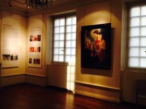 Rubens, La Vierge aux donateurs